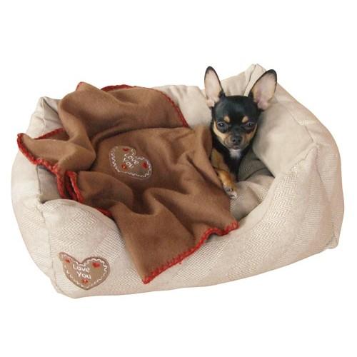lit pour chien pas cher